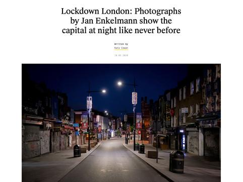 Lockdown London – Creative Boom