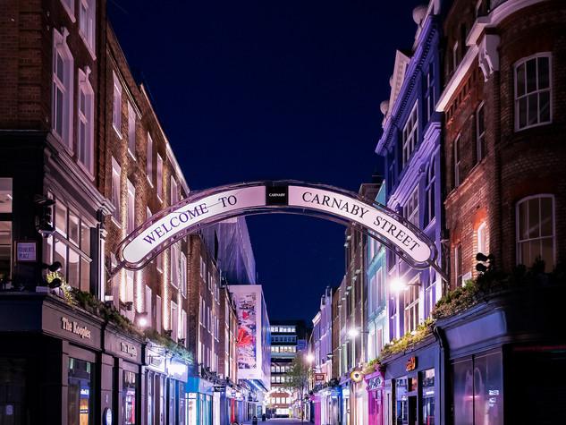 Carnaby Street, W1
