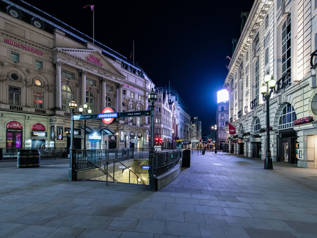 Piccadilly Circus, W1
