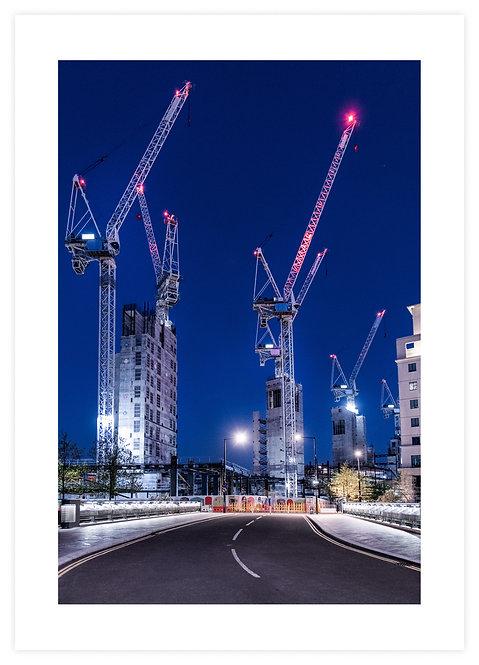 Cranes/King's Cross