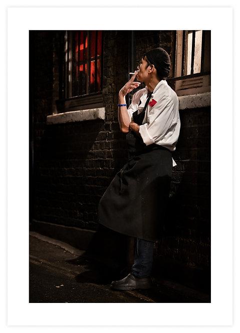 Smoking Chefs (Print 10)