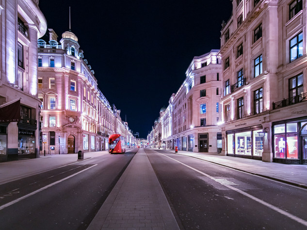 Regent Street, W1