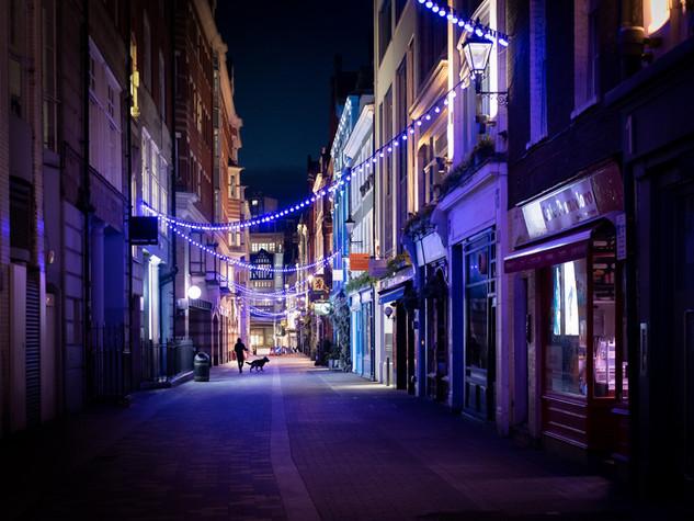 Kingly Street, W1