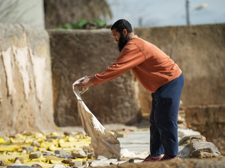 Tannery Fes Morocco Leather