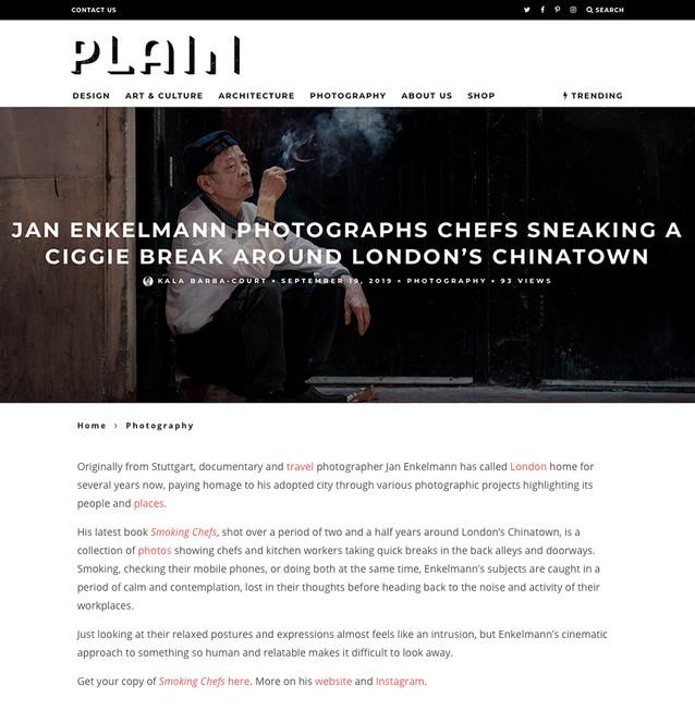 Plain Magazine