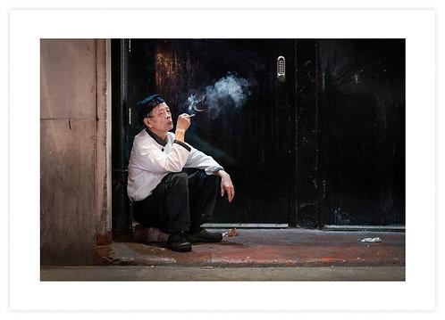 Smoking Chefs (Print 3)