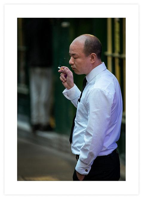 Smoking Chefs (Print 8)