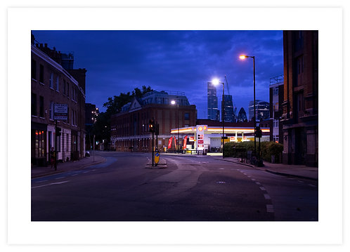 Petrol station/Southwark