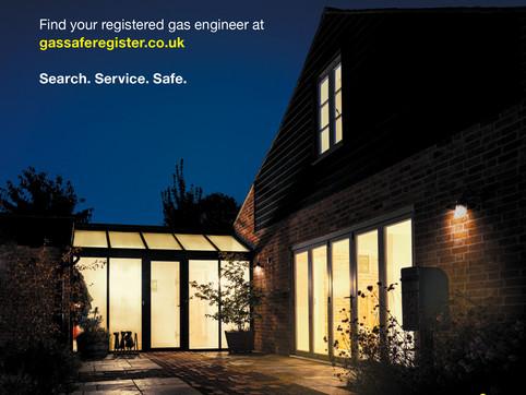 New work: Gas Safe Register campaign