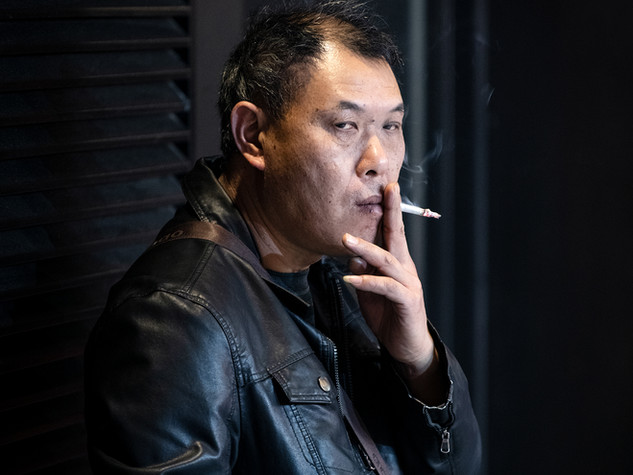 Smoking Chefs