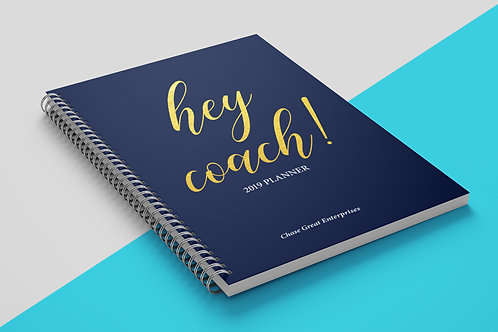 2019 CUSTOMIZED PLANNER