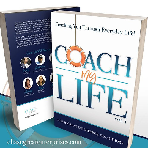 Coach My Life-Vol 1 E-Book