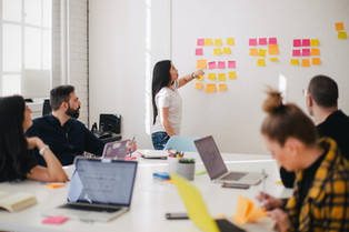 4 Things to Consider when Building and Developing Training Content.