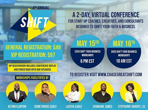 SHIFT Your Coaching Business 2 Day Training