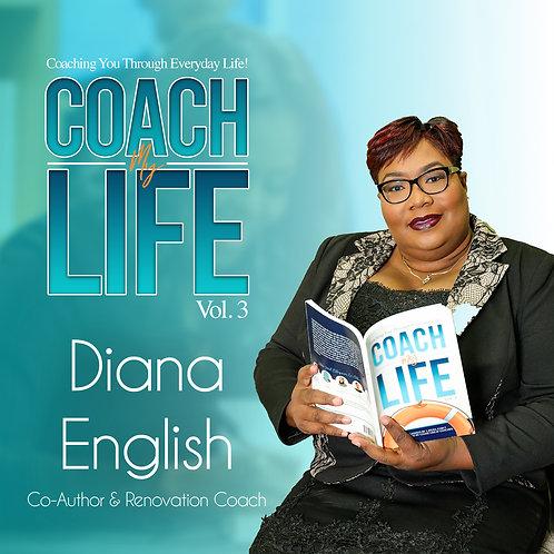 Coach My Life Vol 3. - Diana English