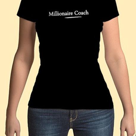 Millionaire Coach Tee