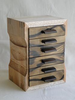 Sassafrass drawers