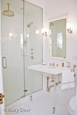 Guest Bath, Gold Co