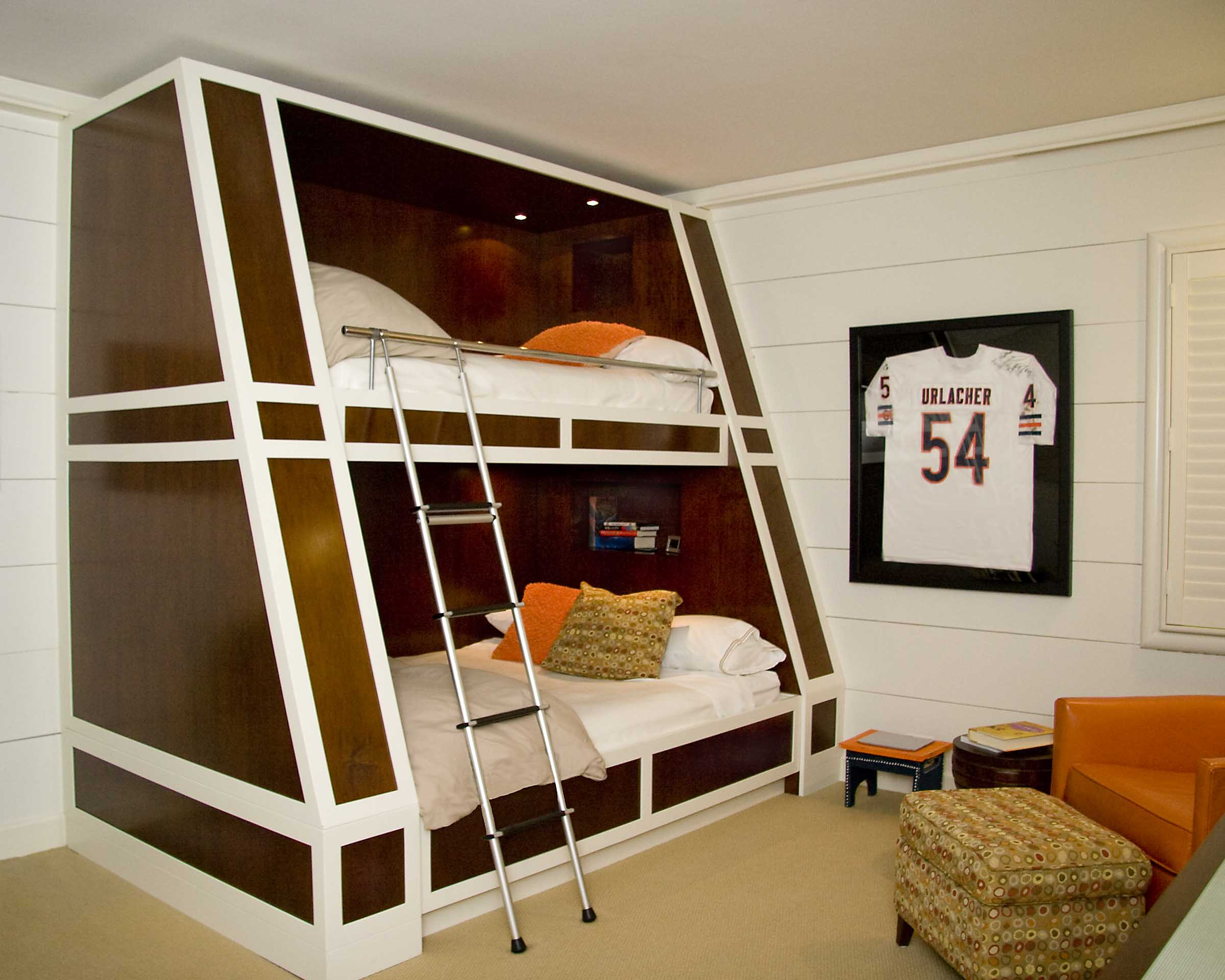 Marine Bunk Bed, Winnetka