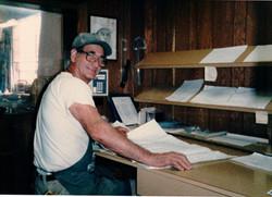 Joe Helm, Dettmers Foreman 1983