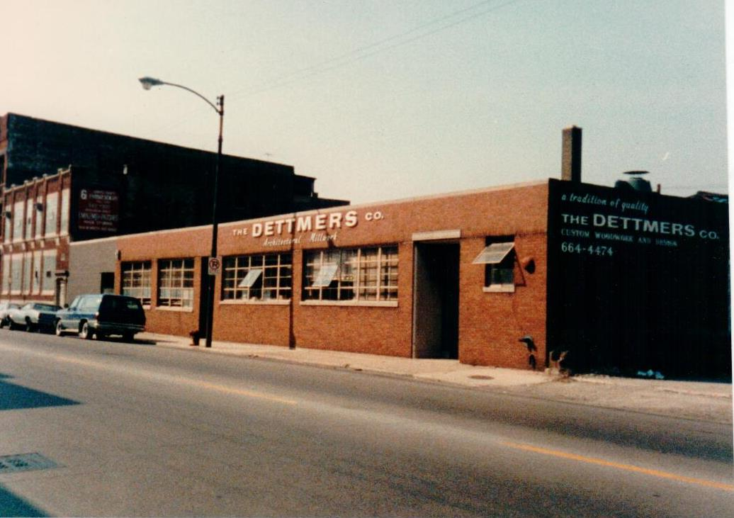 Dettmers Company Gold Coast Location 1983