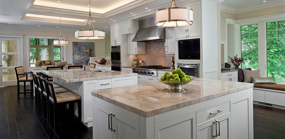 Gorgeous Kitchen Renovation In Potomac Maryland: Josephwoodworking