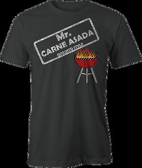 Mr. Carne Asada