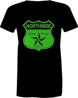 Northside Jeep Peep Unisex T-Shirt