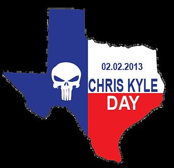 Chris Kyle Day Texas