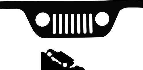 jeep windshield stickers  Add Ons