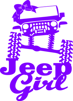 Jeep Girl Lifted