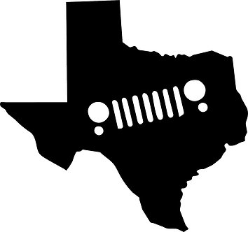 Texas Jeep Grill