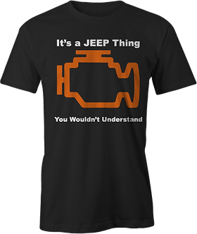 Check Engine It's A Jeep Thing