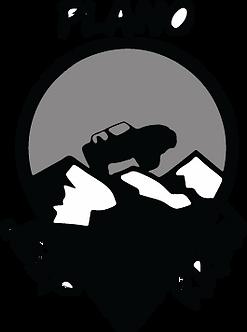 Plano Jeep Krew Decal - Grey & Black