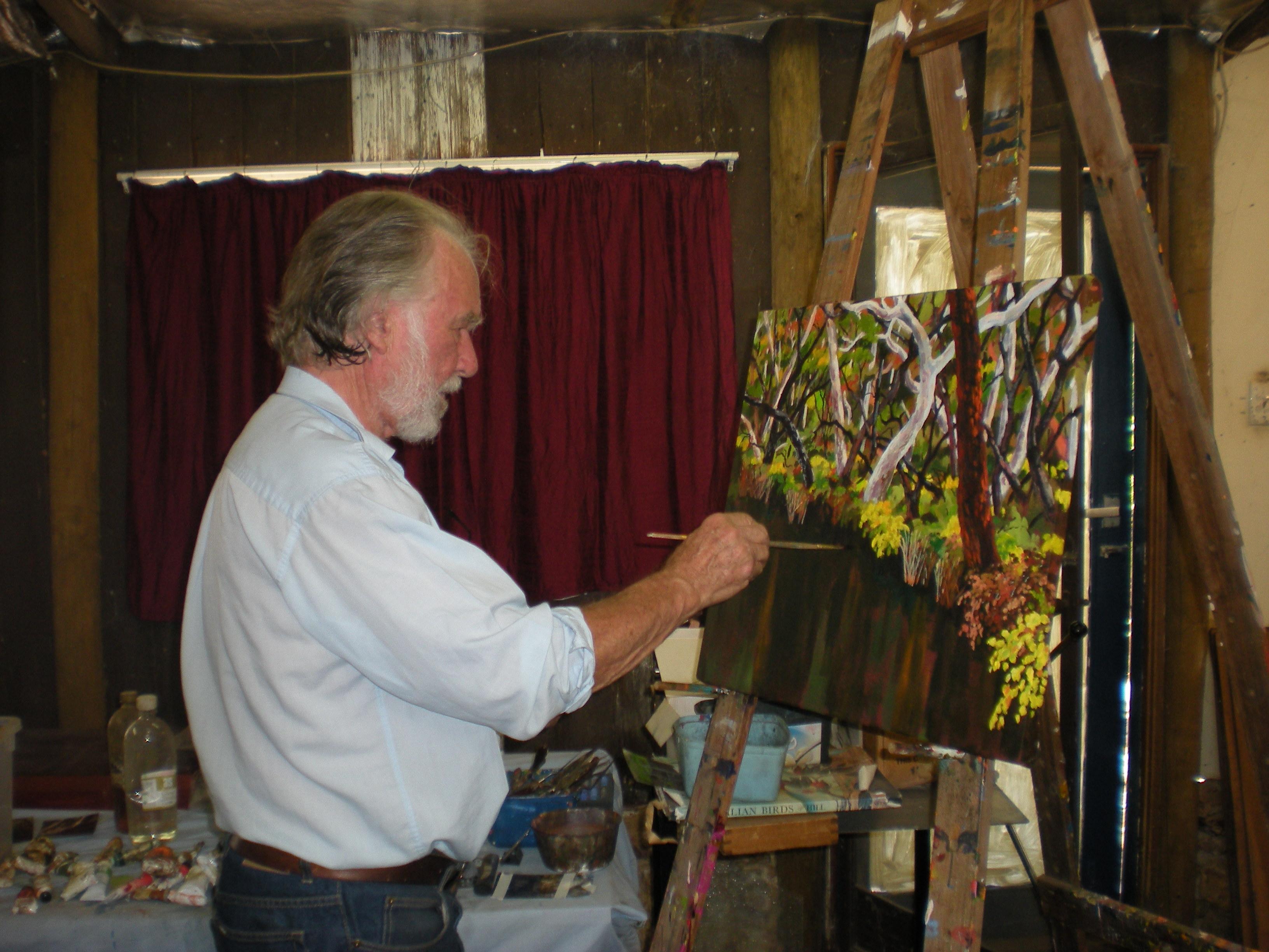 Brian Aylward - Artist and Sculptor