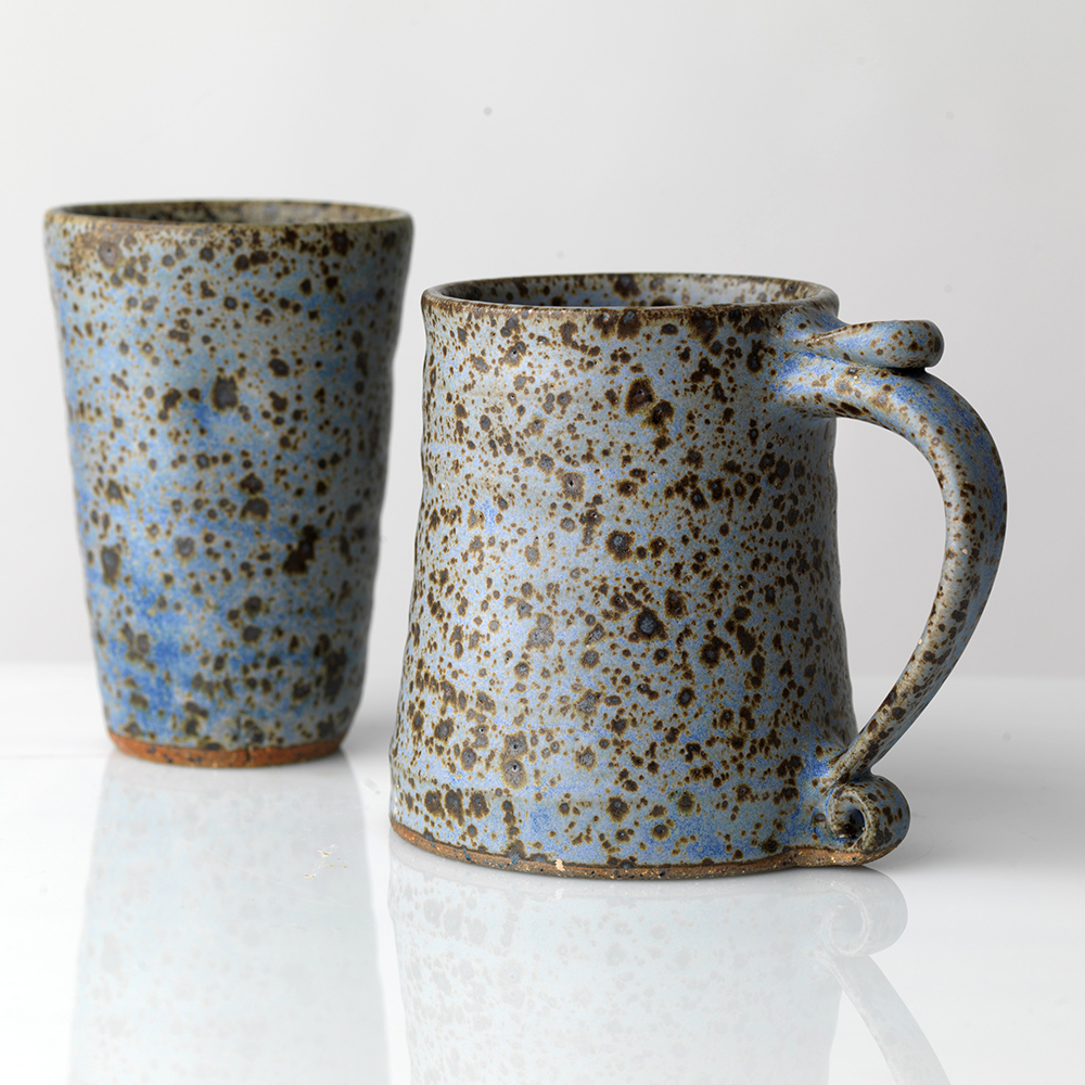 Dee Parker - Mug and Beaker