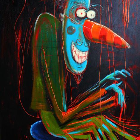 Foot puppet (2021)
