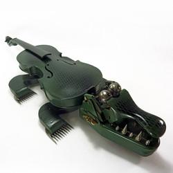 Crocodylus Stradivarius