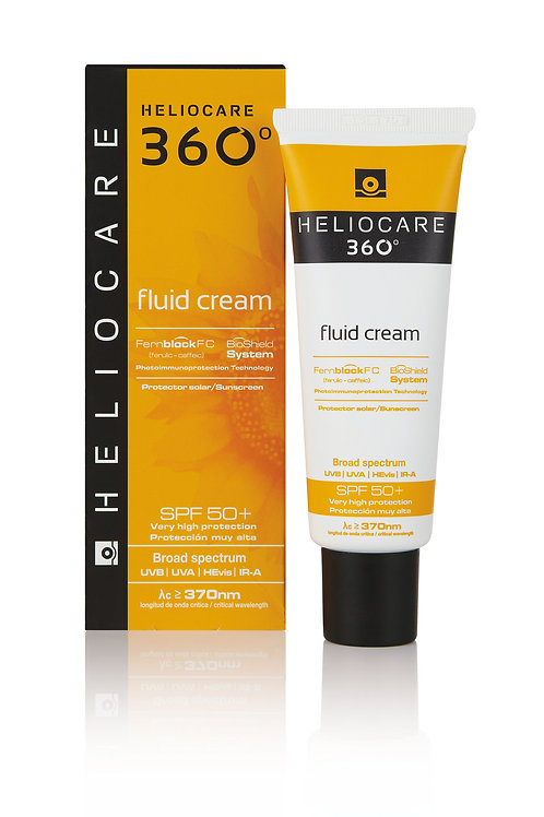 Heliocare® 360° Mineral Tolerance Fluid SPF 50