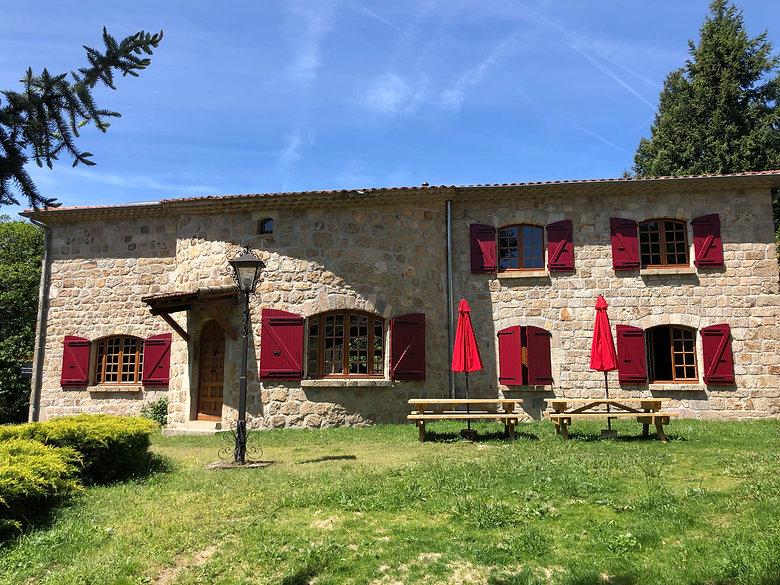 Gite Chateau Rousset Séjour nature en Ardèche