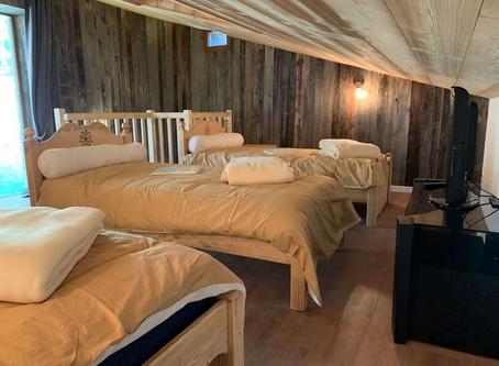 Contactez-nous pour en savoir plus sur la location de notre gite en Ardèche