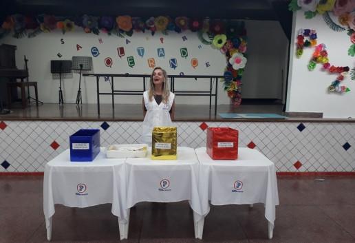 Projeto Nutrição Saudável