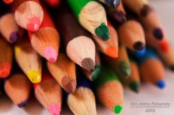 Colored Pencils #1