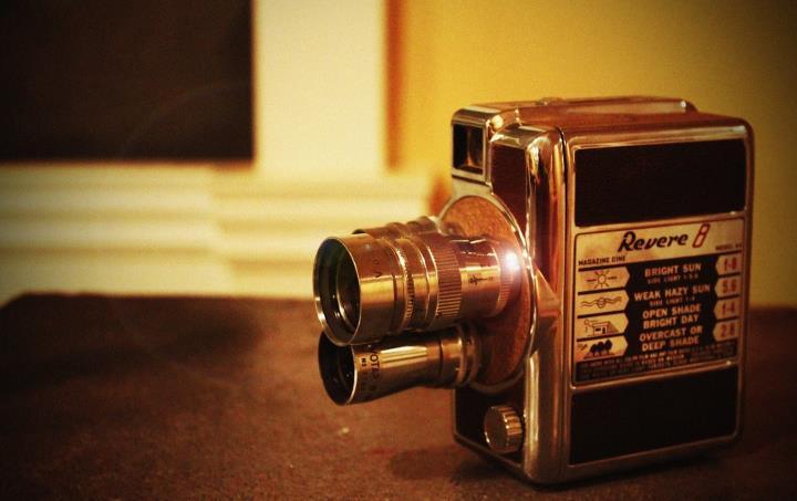 Retro Camera #2