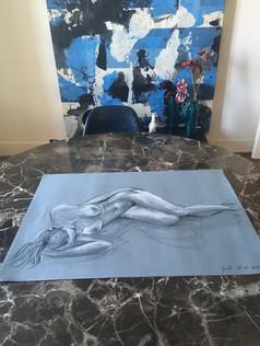 Table et dessin