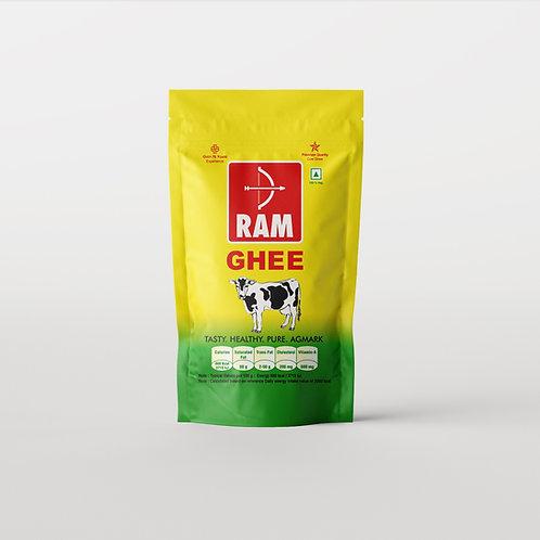 Ram Ghee 200ml Pouch