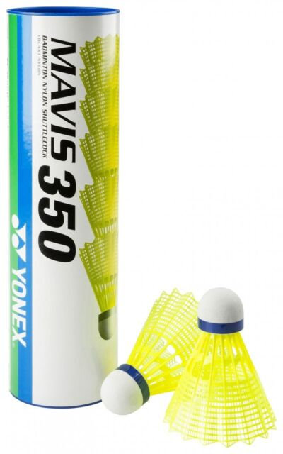 Yonex MAVIS 350 - Green Cap Nylon Shuttle