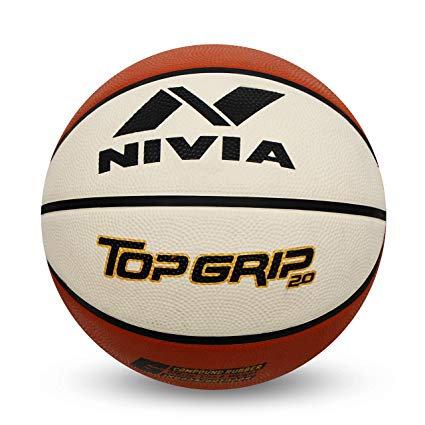 Nivia Top Grip 2.0 Basketball