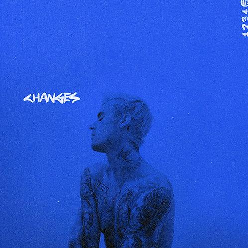 Changes Poster - Justin Beiber