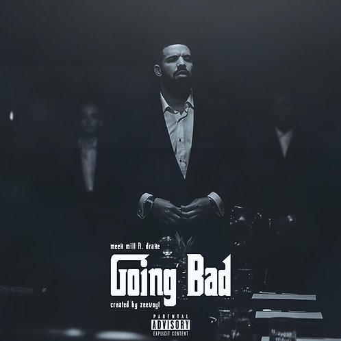 Going Bad Poster - Drake
